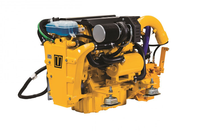 Vetus Marine Diesel Engine workshop manual