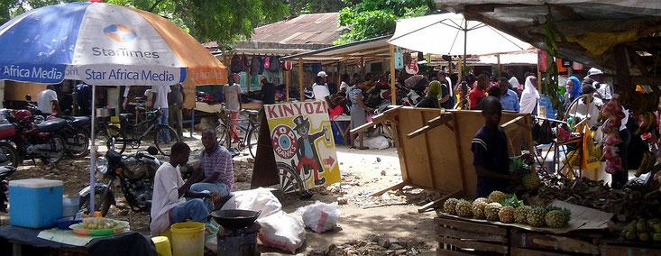 ll mercato - Kenya Vacanze