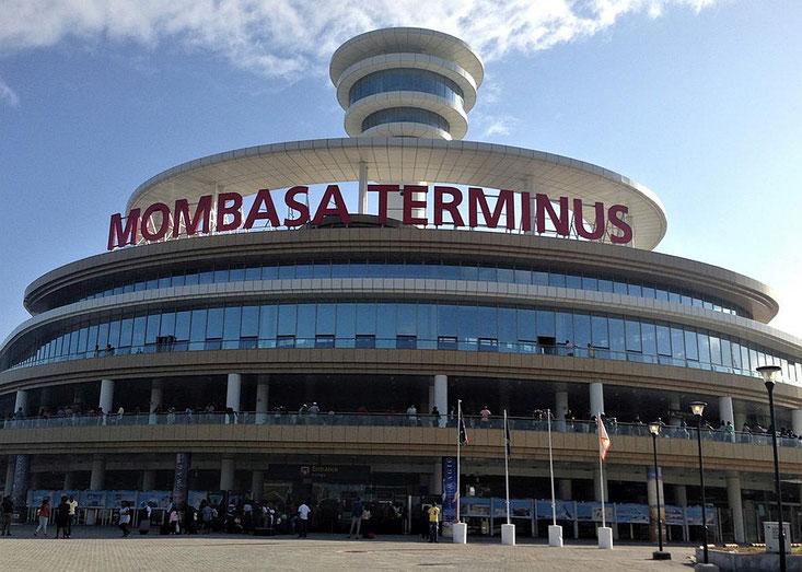 Il terminale ferroviario di Miritini nei pressi di Mombasa dove avrebbero avuto luogo gli episodi di corruzione