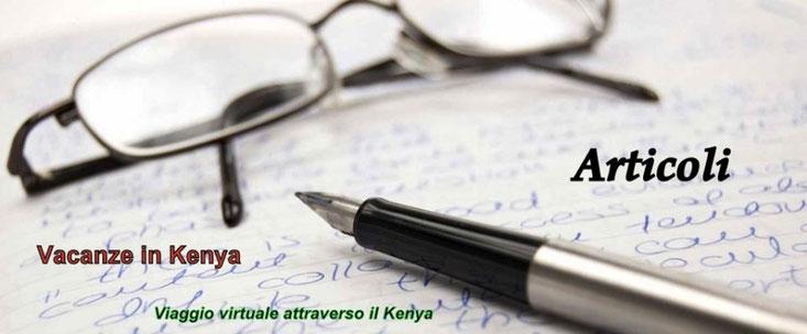 Articoli più letti-Vacanze in Kenya
