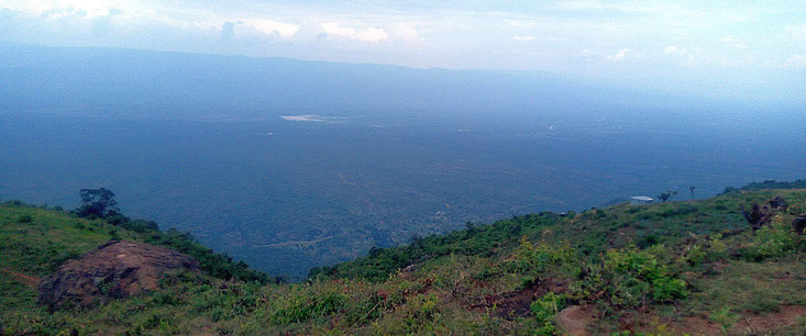 Lago Kamnarok - Valle del fiume Kerio