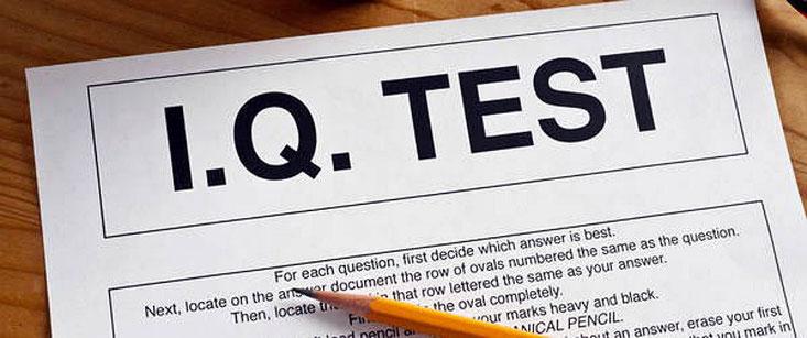 Test Quoziente Intellettivo