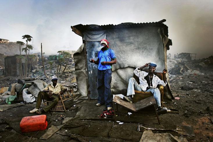 """Gang a Makoko. Appartenenti ad un gruppo criminale-religioso noto come """"Badoo"""""""