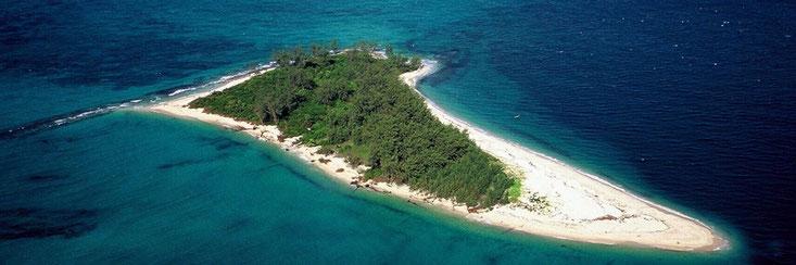 Isola di Mnemba. Una delle affascinanti isole dell'Arcipelago di Zanzibar