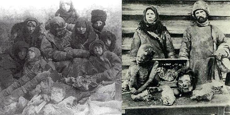 Cannibalismo nei paesi comunisti