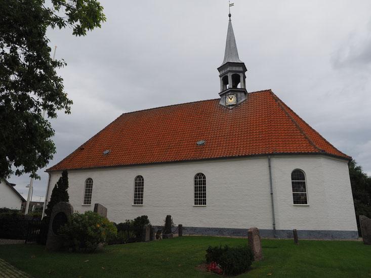 Die Kirche in Gilleleje heute. Foto: C. Schumann, 2018