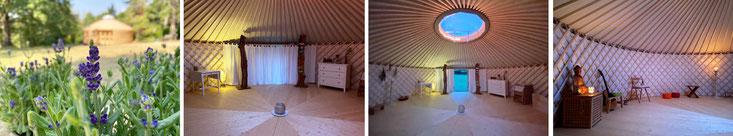 Tin House / Jurte bauen / rundesLeben.at