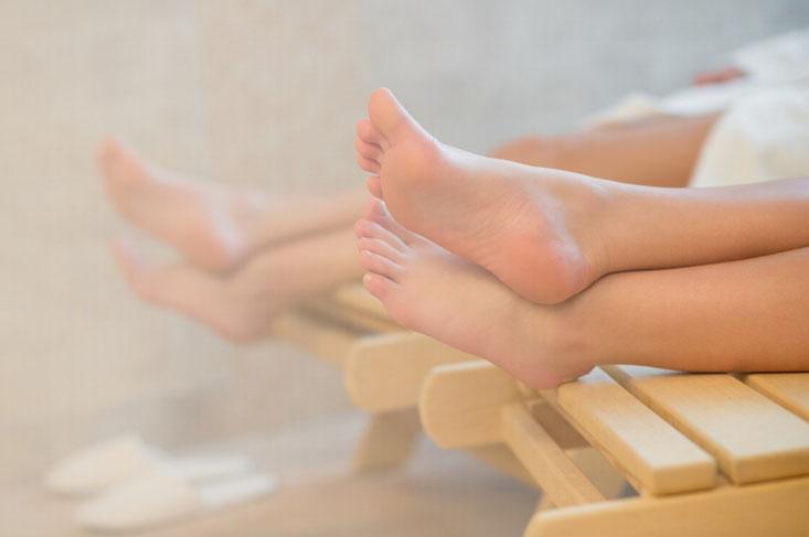 Massage des pieds - techniques d'apprentissage - Massage ...