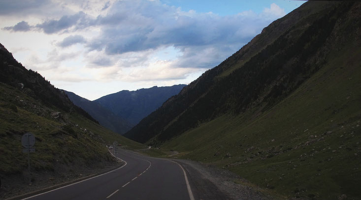 bigousteppes france montagne route camion