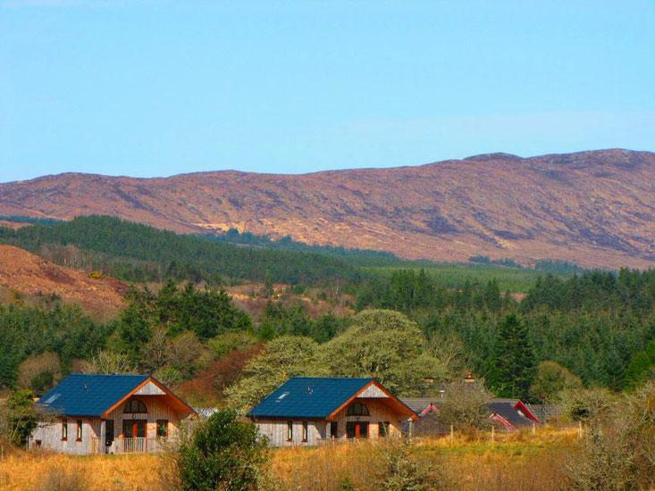 Driftwood Unterkunft in Irland: Ard Nahoo