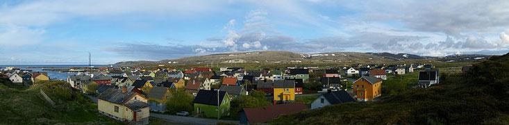 Panoràmica de Berlevåg