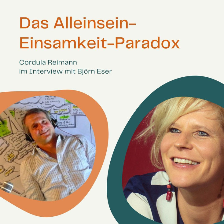 Dr. Cordula Reimann im Gespräch mit Björn Eser