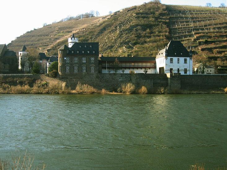 位於Koblenz 科布倫茨的 Schloss von der Leyen 馮德萊恩城堡