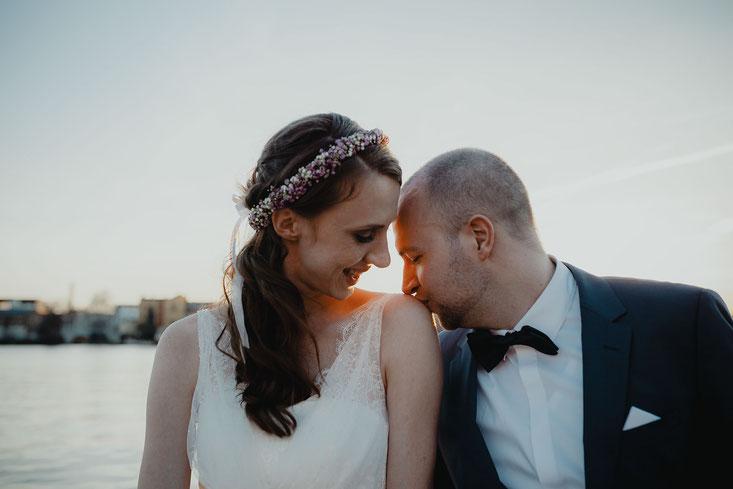 Brautpaarshooting im Krokodil Köpenick