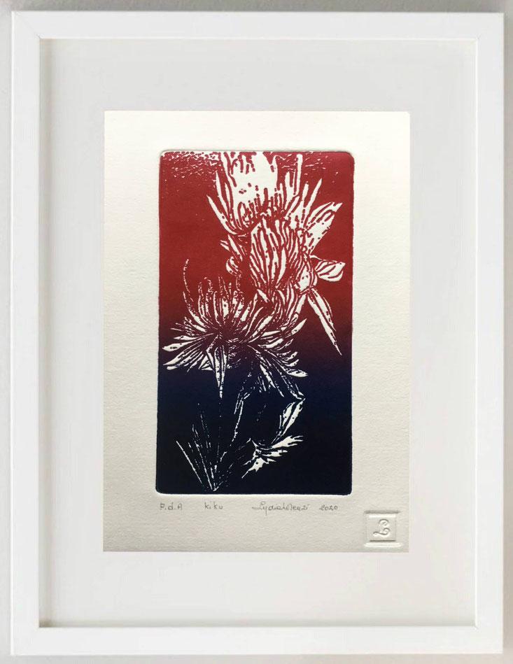 """7 /  LORENZO BACCHETTI, """"Giornata grigia sul lago di Idro"""", 2018, acquarello su carta, 30 x 20 cm."""