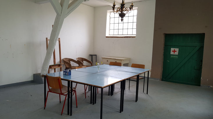 Projektraum am Rothener Hof