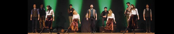 Irischer Tanz in all seinen Varianten - Celtic Rhythms Dance Show