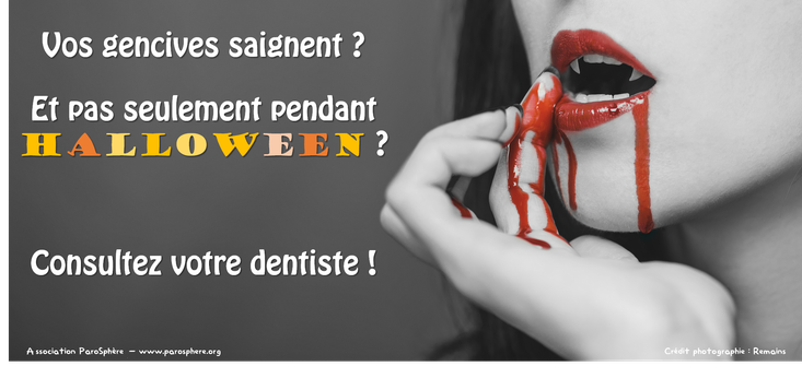 Vos gencives saignent ? - Publication ParoSphère