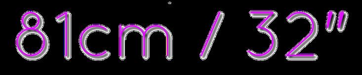 81cm - 32inch