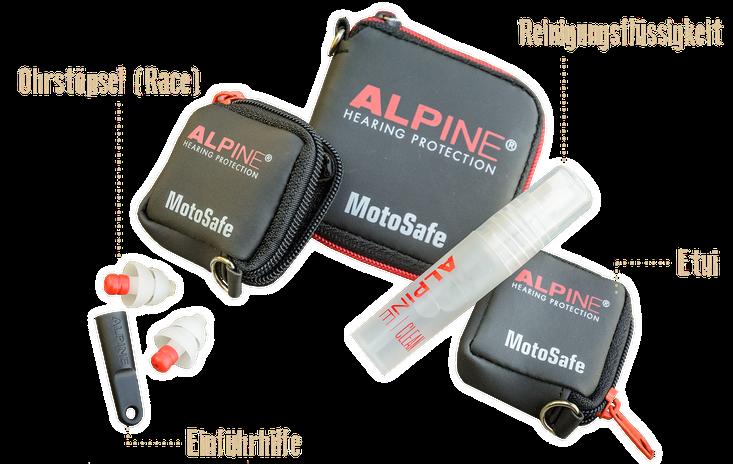 Erfahrungsbericht Alpine MotoSafe Pro – Ohrstöpsel für Motorradfahrer