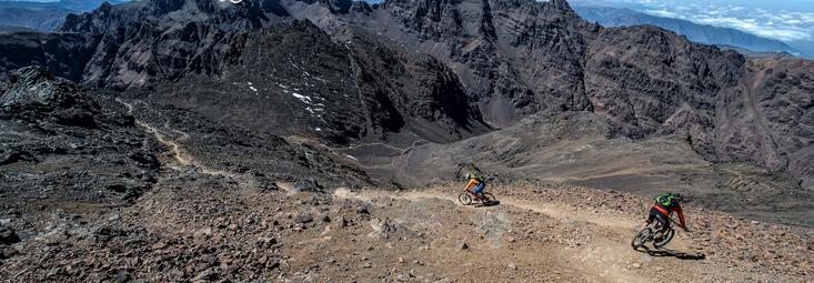 Fullscreen-Klick: Tolle Trails im Hohen Atlas warten auf uns!