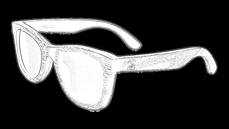 Lemonwood Nachhaltig Designer-Uhr Designer-Brille Designer-Fliege