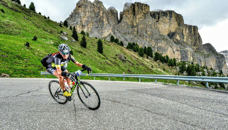 Bike and Road Tours - In the heart of the Dolomites & Massage