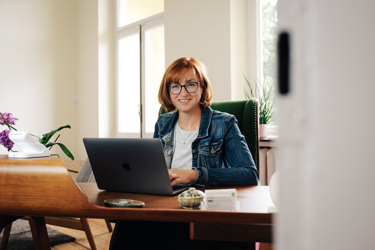 Virtuelle Couch - Nicole Gertz - Psychologische Begleitung online