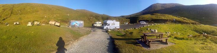 Irland_Wild Campen_Frei stehen_Wohnmobil_Die Roadies