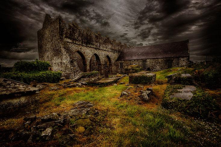 Irland_Ardfert Chathedral_Kerry_Wohnmobil_Reiseblog_Die Roadies