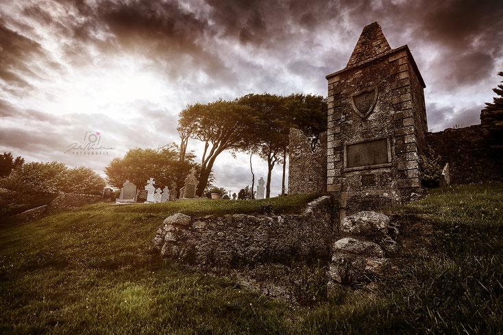 Friedhof_Irland_Wohnmobil_Roadtrip_Hund