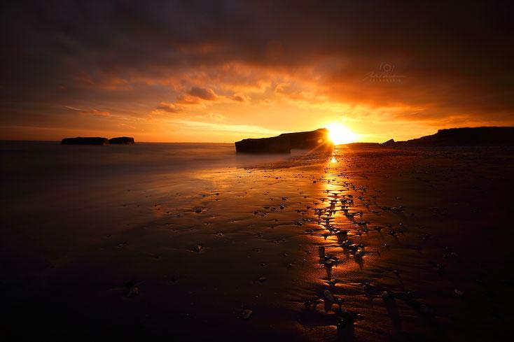 Dänemark_Sonnenaufgang_Vigso Strand_die Roadies