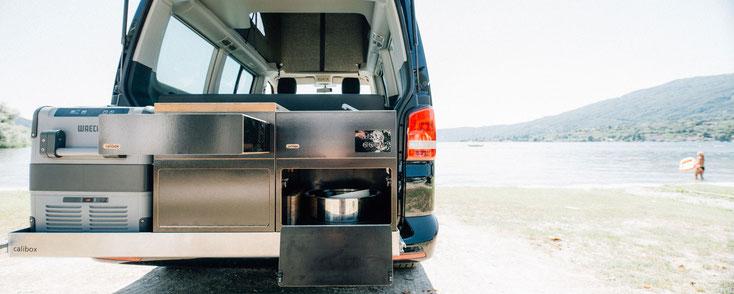 WAECO CFX 40 findet Platz im Kofferraum