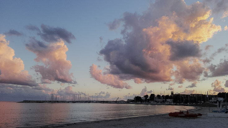 Strand von Fertilia