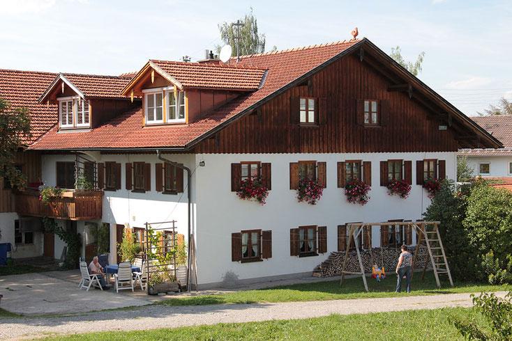 Ferienhof Bareth im Allgäu
