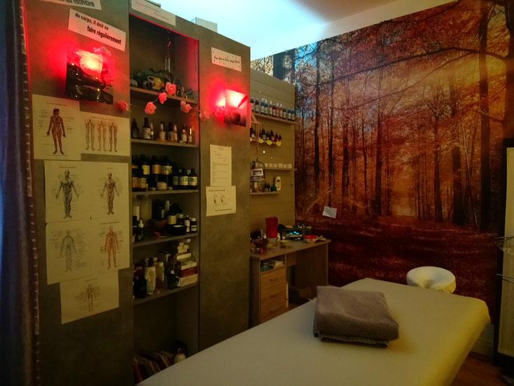 massage bien-être, massages détente, massages relaxants, magnétiseur, massage sportif à La Rochelle