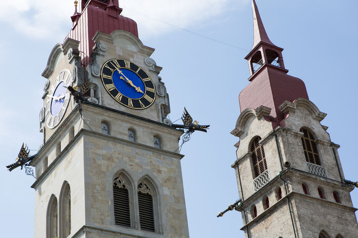 Stadtkirche Winterthur; Detektei Winterthur, Detektiv Winterthur, Privatdetektiv