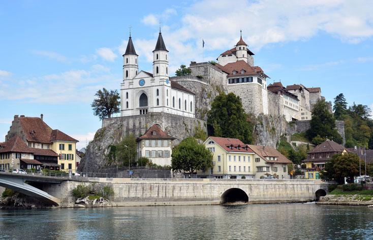 Aarburg an der Aare; Detektei Aargau, Detektiv Aarau, Privatdetektiv Wettingen