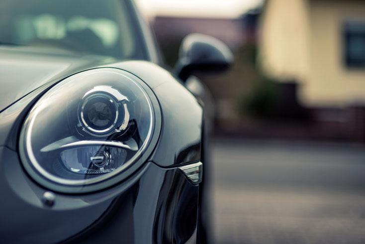 Porsche 997; Detektei Zürich, Detektiv Zürich, Privatdetektiv Schweiz, Wirtschaftsdetektei