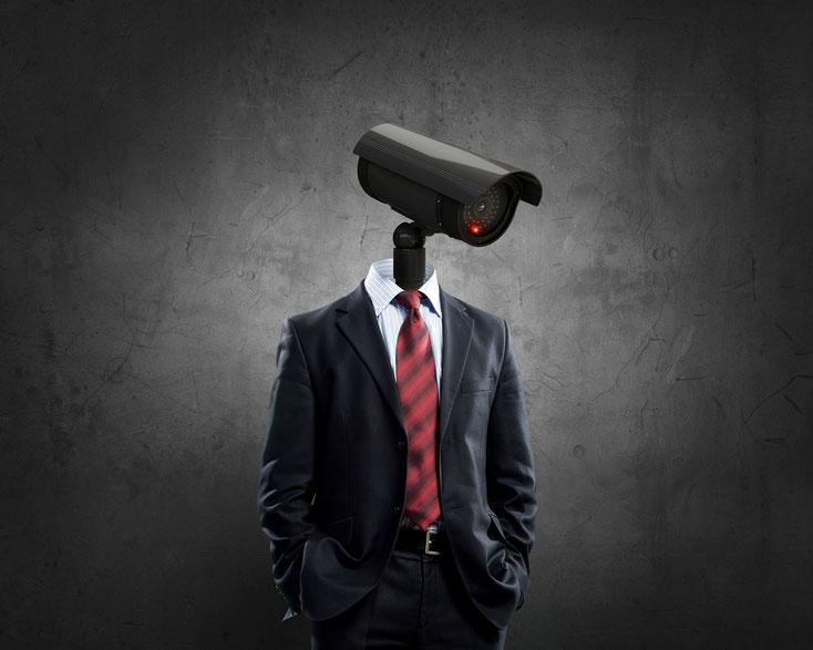 Menschliche Videokamera; Observation Zürich, Personenüberwachung Schweiz, Detektiv