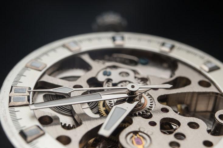 Uhrwerk; Wirtschaftsdetektei Zürich, Wirtschaftsdetektiv Zürich, Detektei Schweiz, Detektiv Schweiz