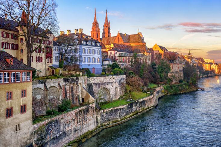 Basel Altstadt; Detektei Basel, Detektiv Basel, Privatdetektiv Basel, Wirtschaftsdetektei Basel