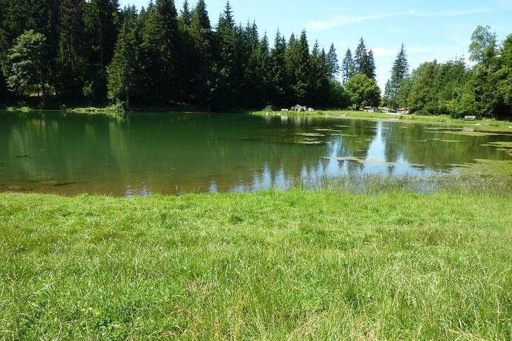 Lac de Freydières Revel Belledonne