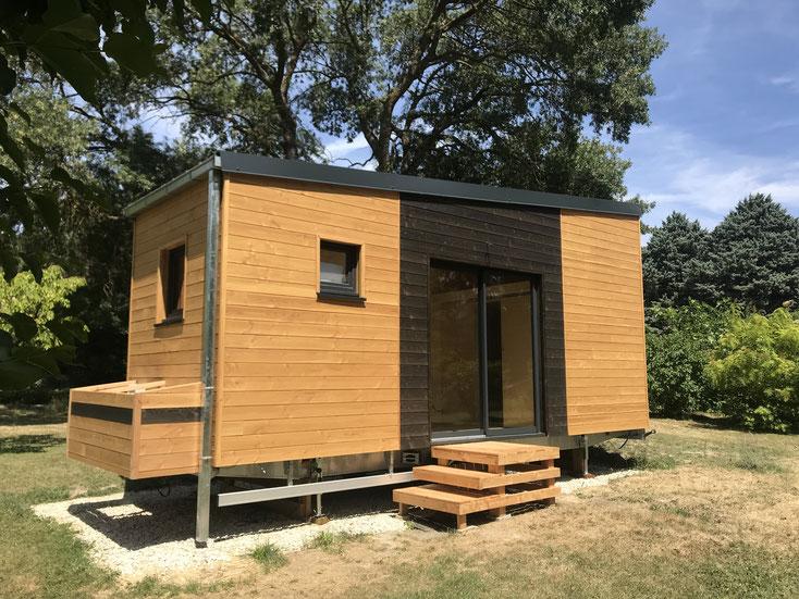 Tiny house (maison roulante)
