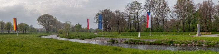 Dreiländerpunkt, Zittau