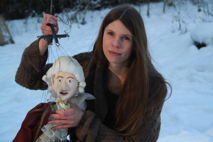 Katja Bielefeld wird bei der Mozartiade  - wie schon öfters in Gunskirchen - als Solo-Pianistin auftreten.