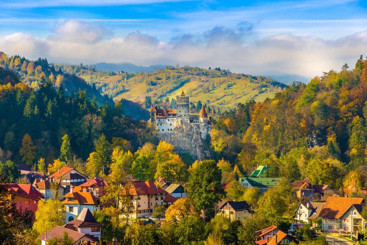 Schloss Bran; Detektei Bukarest, Detektiv Cluj-Napoca, Privatdetektiv Timisoara, Wirtschaftsdetektei