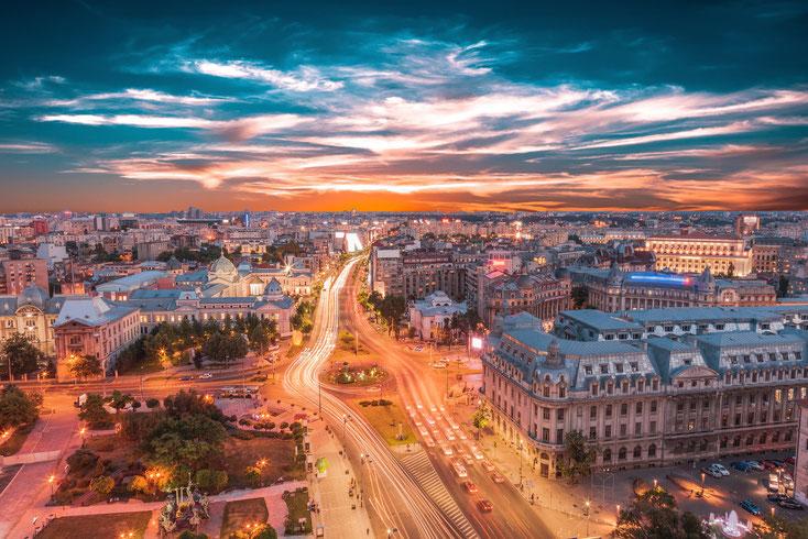 Bukarest; Detektei Bukarest, Detektiv Bukarest, Privatdetektiv Bukarest, Wirtschaftsdetektei