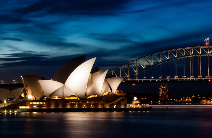 Sydney Opera; Detektei Sydney, Detektiv Melbourne, Privatdetektiv Brisbane, Wirtschaftsdetektei Perth