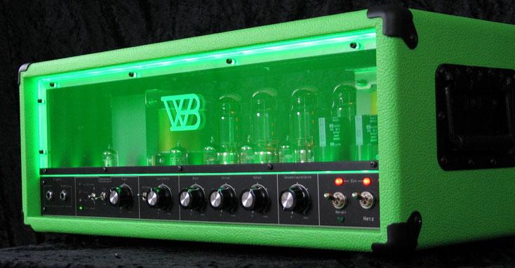 Spectro Amplifier